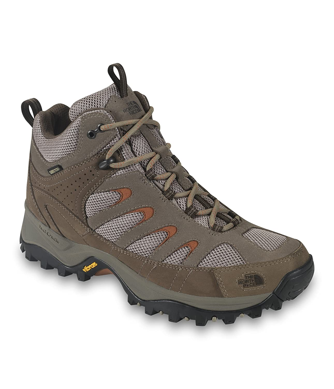 851f2c35a The North Face Crestone Mid GTX XCR - Color: Elixir Brown/Bombay ...