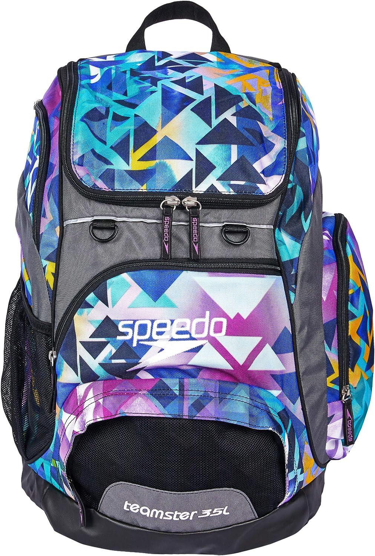 Speedo 810707C780 Mochila, Unisex Adulto, Multicolor, Talla Única