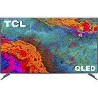 Deals on TCL 55S535 55-in 4K UHD Dolby Vision HDR QLED ROKU Smart TV