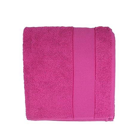Distrifil-Toallas de baño, de punto de cruz, diseño de rosa, 112