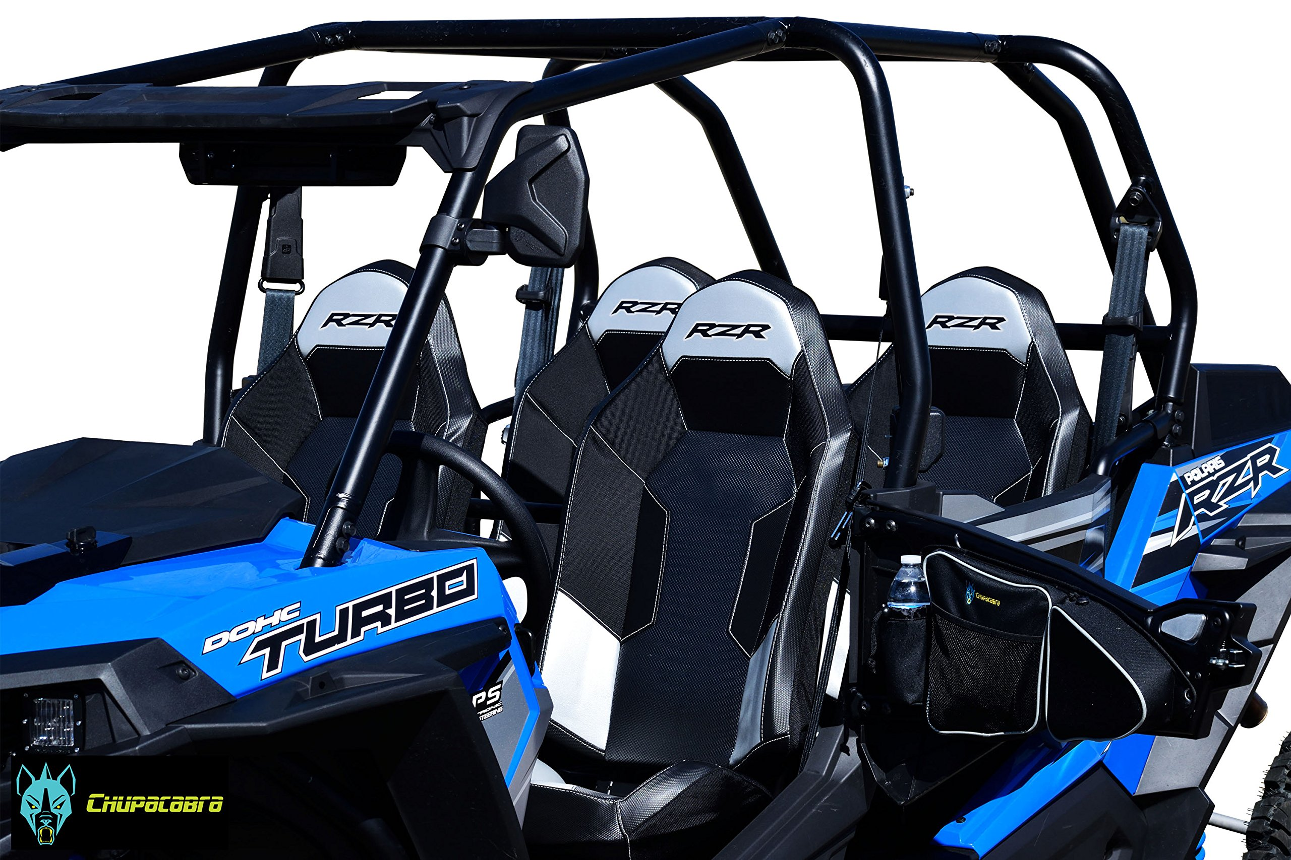 Chupacabra Offroad Door Bags RZR Turbo 1000 900S Passenger and Driver Side Storage Bag by Chupacabra Offroad (Image #7)