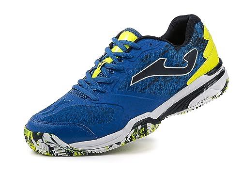 JOMA T.Slam Men 604 Royal Clay Zapatillas de Tenis, Hombre, 46: Amazon.es: Zapatos y complementos