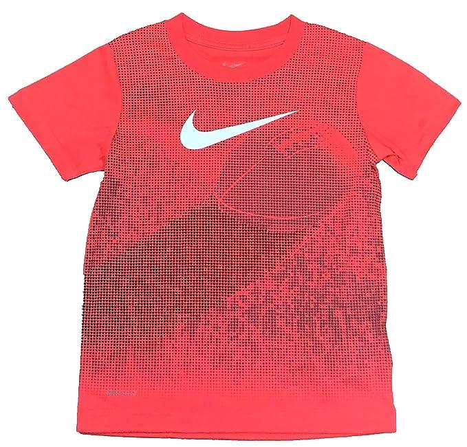 b485cdfcee56d Amazon.com: Nike Boys Short Sleeve Dri-Fit Training Shirt, Football ...