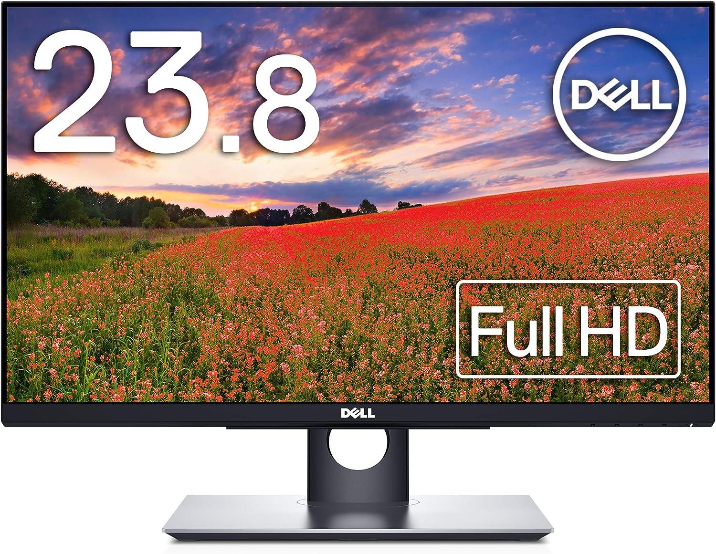 Dell タッチ対応モニター 23.8インチ P2418HT