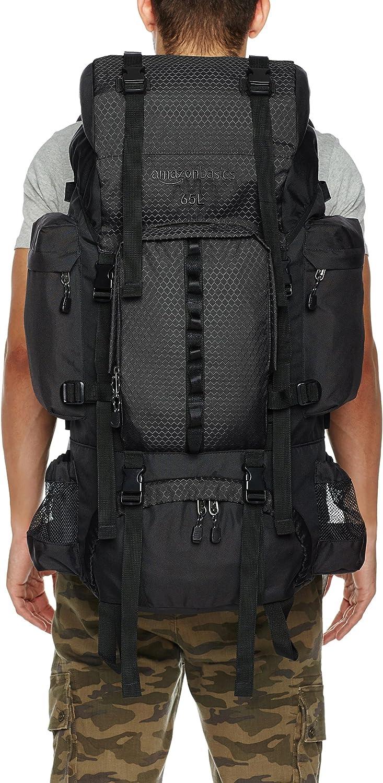 Durable Nylon Folding Backpack Unisex Lightweight Outdoor Hiking Travel Por G9B5