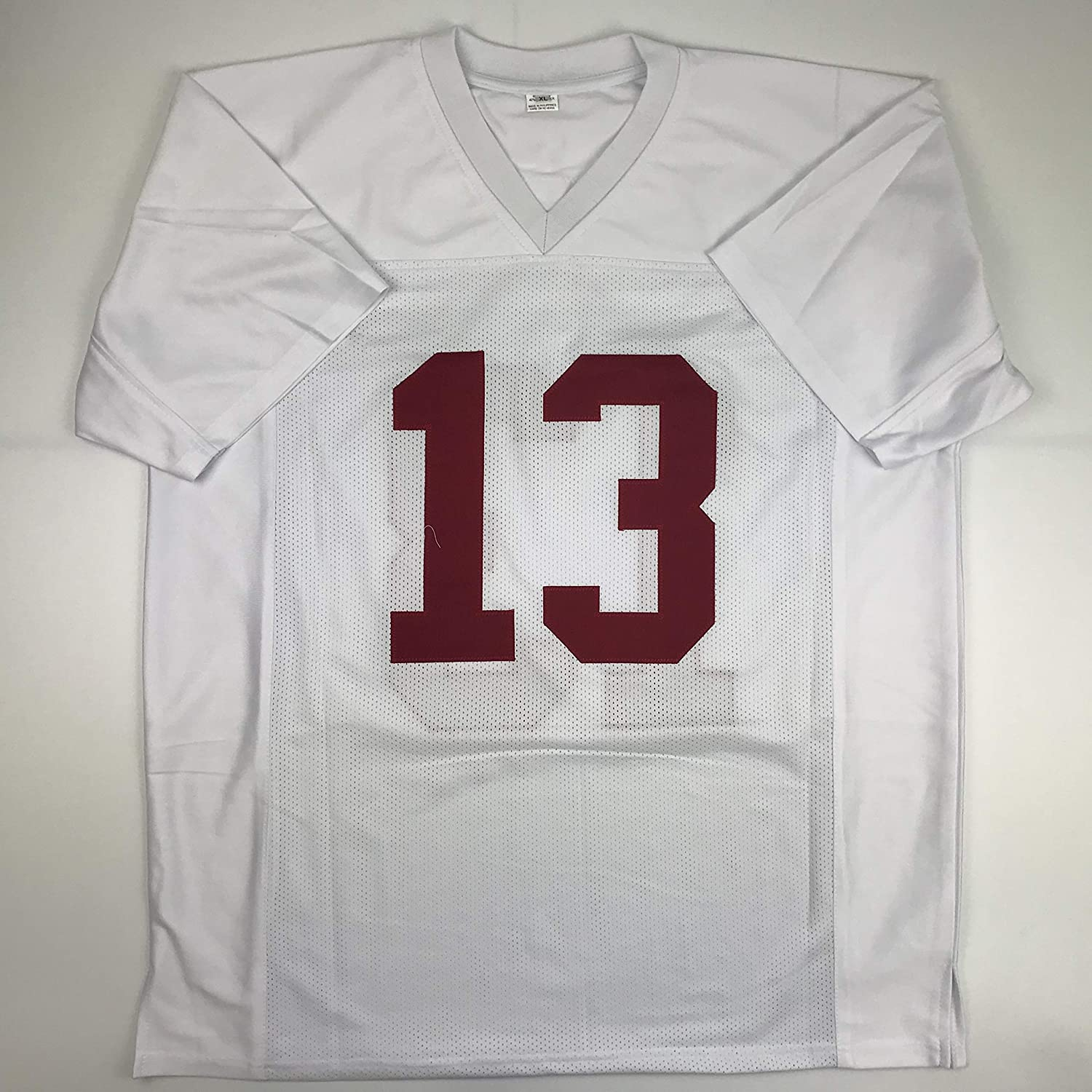 quality design 37267 65ee4 Unsigned Tua Tagovailoa Alabama White College Custom Stitched Football  Jersey Size Men's XL New No Brands/Logos