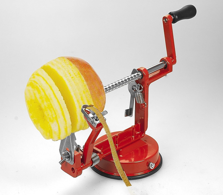 elifestore® 3 in 1 Apple Peeler Corer Slicer Cutter Machine also for Pear Potato Fruit Stainless Steel Material SAVFY HKA034