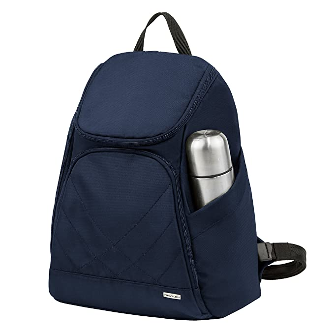 The Travelon Anti Theft Classic Backpack travel product recommended by Tonya Denmark on Lifney.