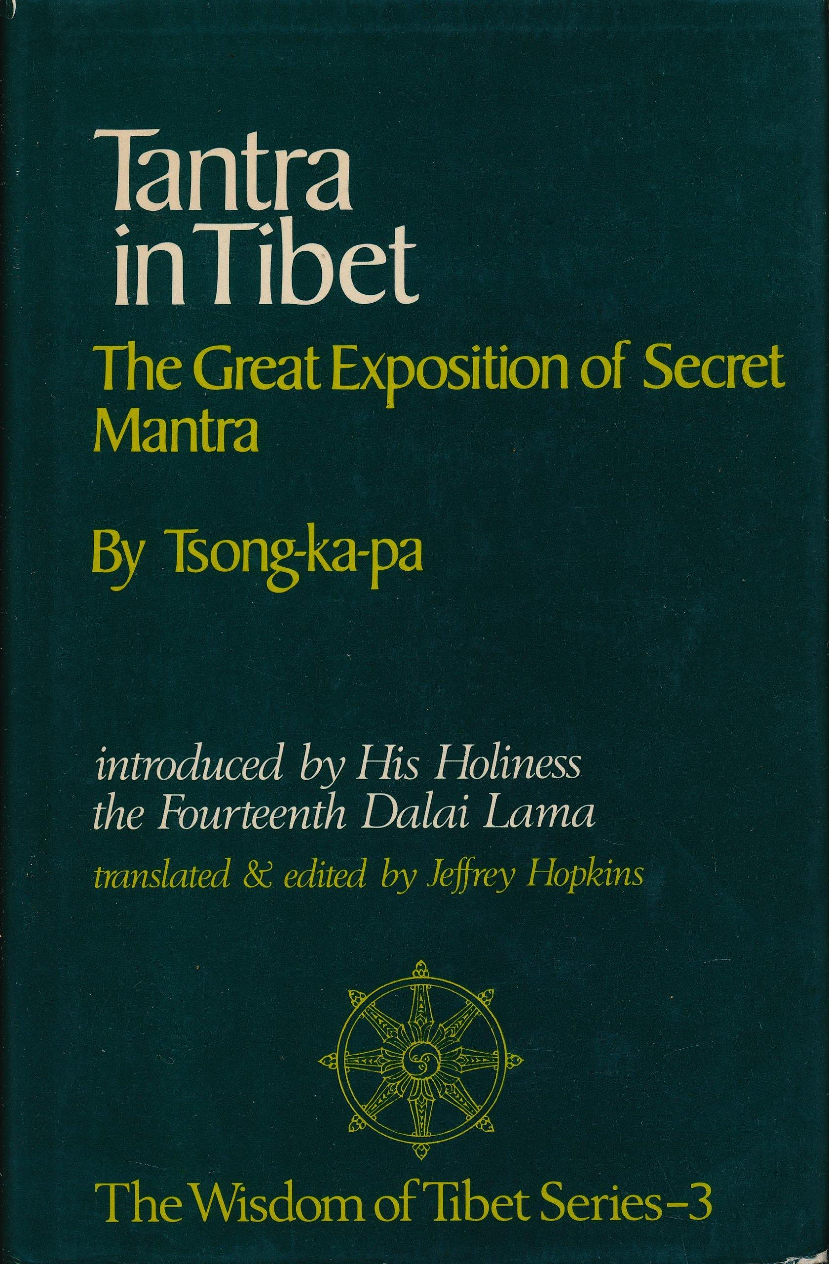 Tsongkhapa Tantra in Tibet cover art