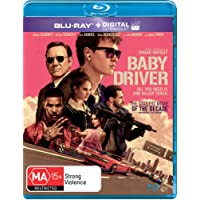 Baby Driver (Blu-ray + Digital)