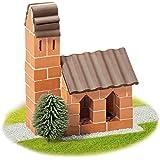 レンガ組み立てキット レンガ造りの教会 正規品