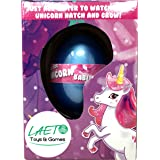 Laeto Toys & Games Unicorn Hatching Growing Egg for Kids Ideal for Easter