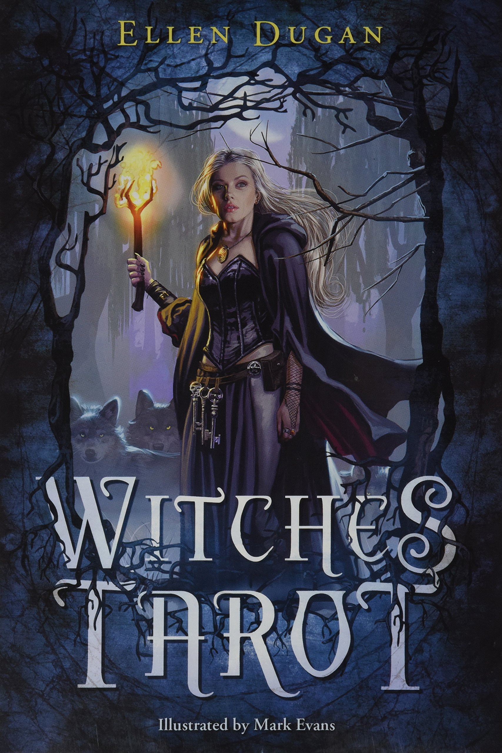 Witches Tarot: Amazon.es: Ellen Dugan, Mark Evans: Libros en ...