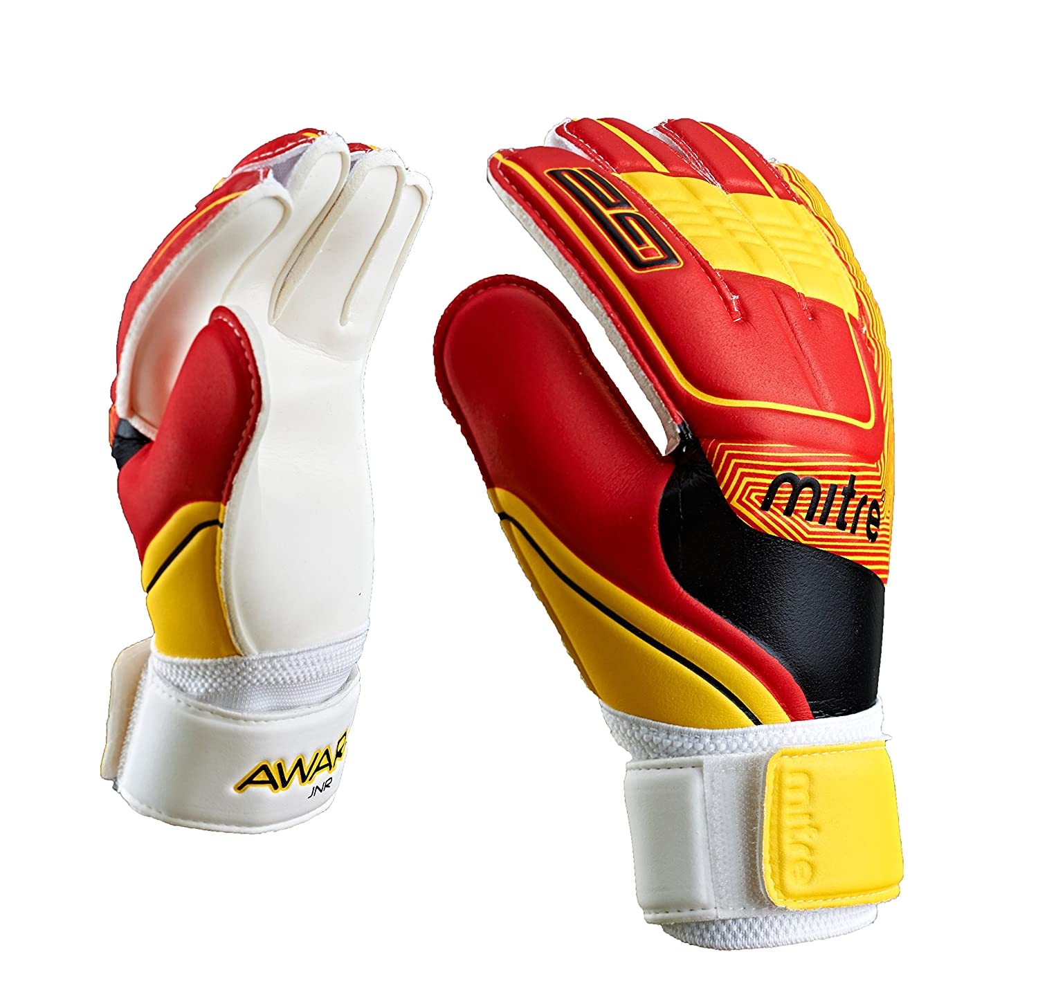 Mitre Junior Awara Goalkeeper Gloves