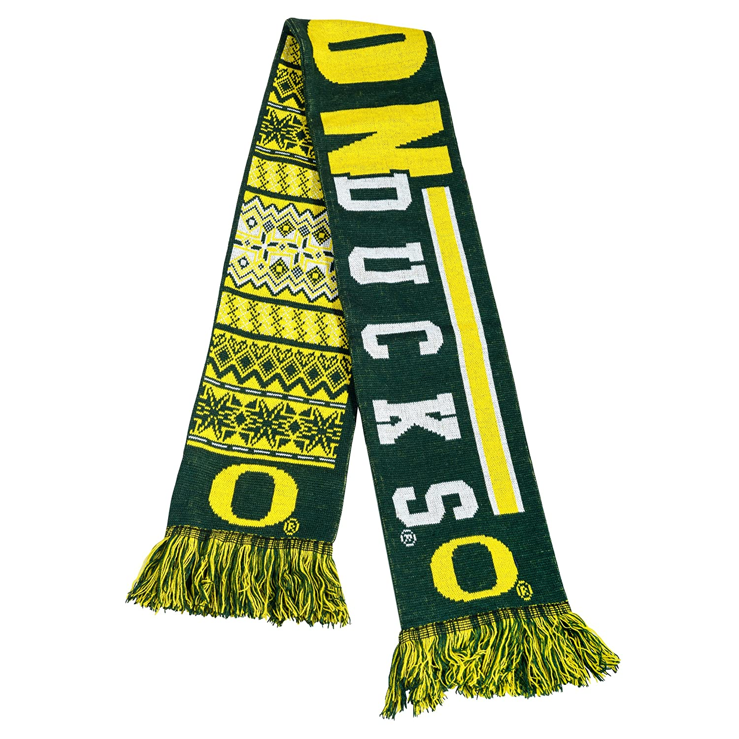 Forever Collectibles NCAA Unisex Acryllic Knit Scarf