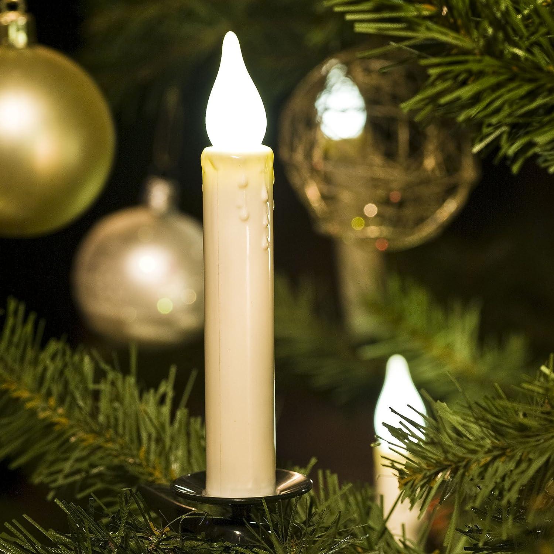 Einzigartig Led Weihnachtsbeleuchtung Kabellos Test Ideen