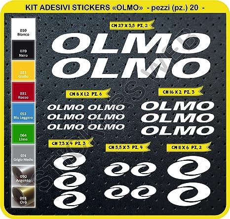 OLMO KIT decalcomanie//adesivi//stickers