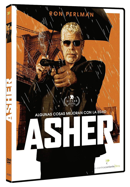 Asher [DVD]: Amazon.es: Ron Perlman, Famke Janssen, Peter ...