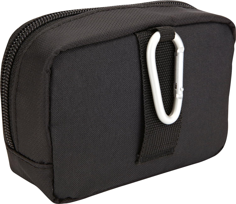 Case-Logic TBC-403 Custodia in Nylon per Fotocamere di Medie Dimensioni o per Videocamere Compatte Nero