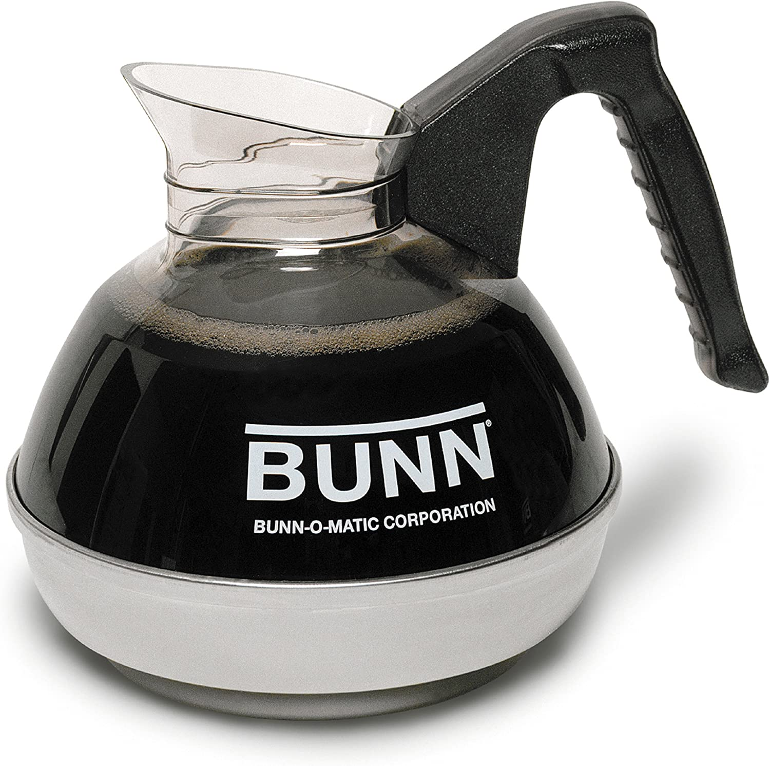 BUNN 6100 Easy Pour Replacement Decanter, Black