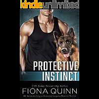 Protective Instinct (Cerberus Tactical K9 Book 2)