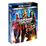 Guardians of the Galaxy/ Guardians of the Galaxy Vol. 2 - Doublepack (+ Blu-ray) [4K Blu-ray]