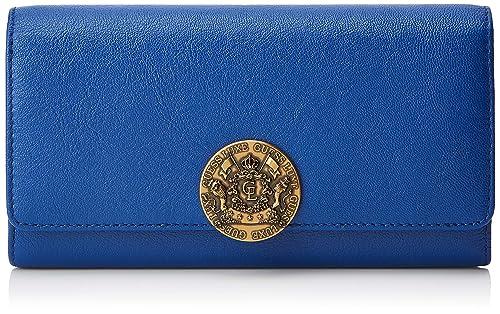 Guess Mujer Monedero Azul Size: 19x11x2 cm (W x H x L ...