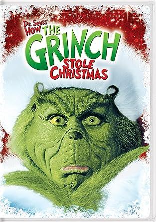 online miglior prezzo per cerca il più recente Amazon.com: Dr. Seuss' How The Grinch Stole Christmas: Jim ...