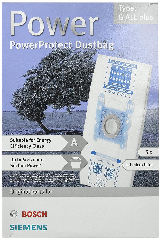 Bosch originali, tipo G, di tipo PowerProtect e SMS-Kit filtri 46-BS-08
