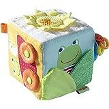 HABA 301859 - Spielwürfel Zauberfrosch, Kleinkindspielzeug