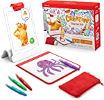Osmo - Creative Starter Kit for iPad - 3 Educational Learning