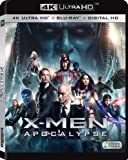 X-Men : Apocalypse [4K Ultra HD + Blu-ray + Digital HD]