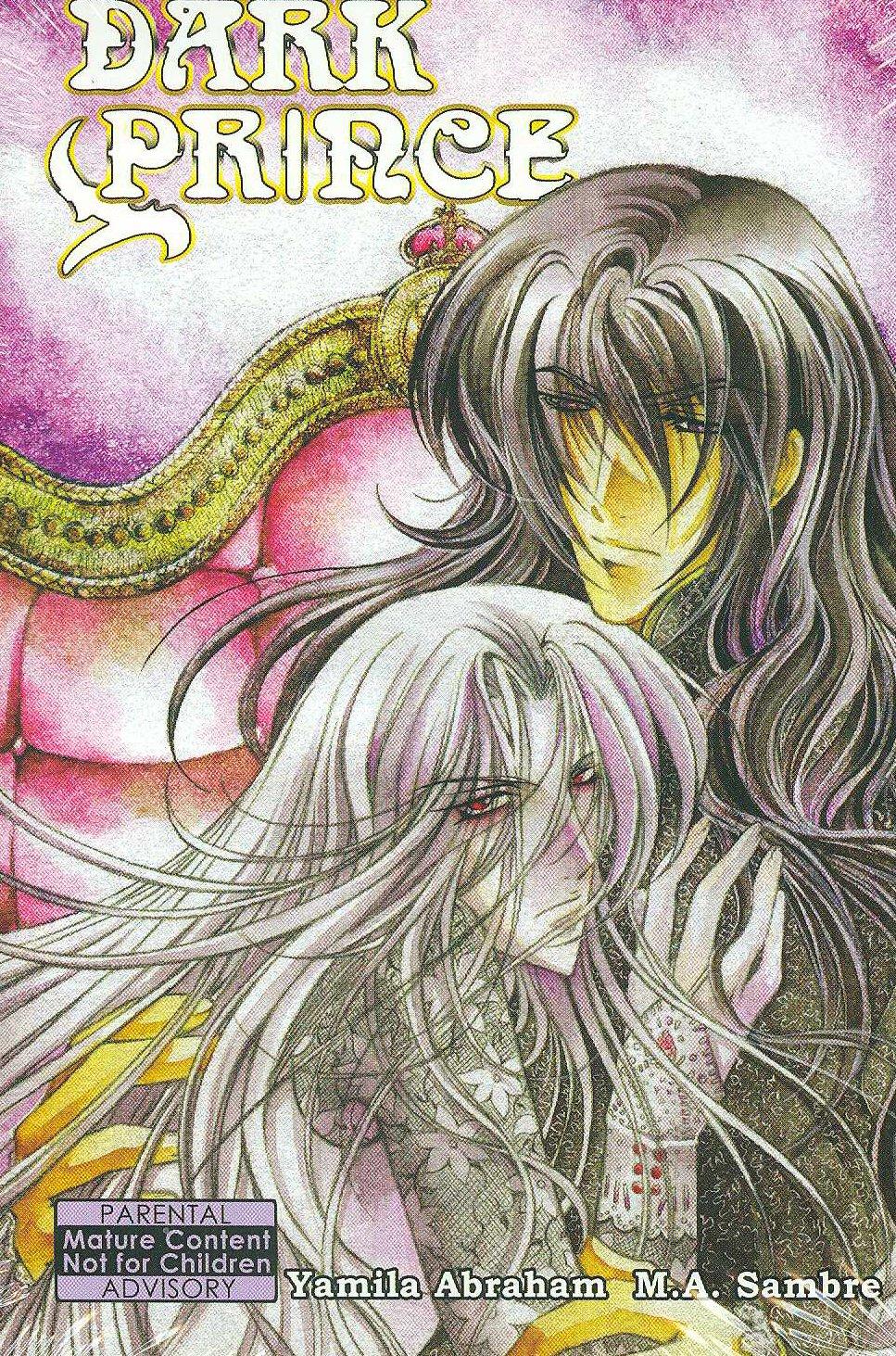 Dark Prince Volume 1   (v. 1), Abraham, Yamila