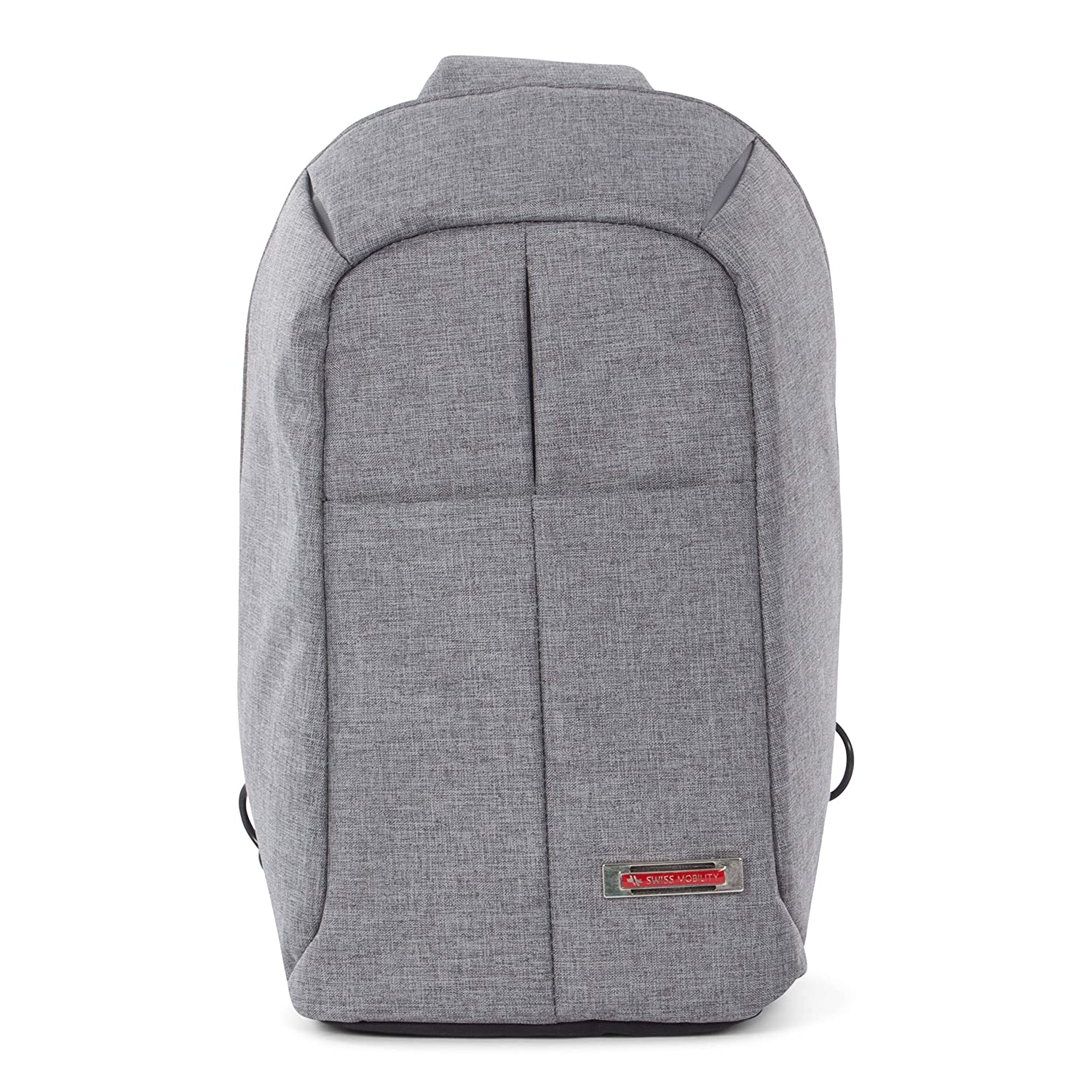 Grey Swiss Mobility Bags Sterling Sling