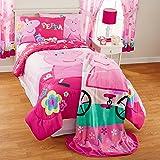 e48f8dbc24 Amazon.com  Hello Kitty Bunches of Flowers Slumber Bag  Home   Kitchen
