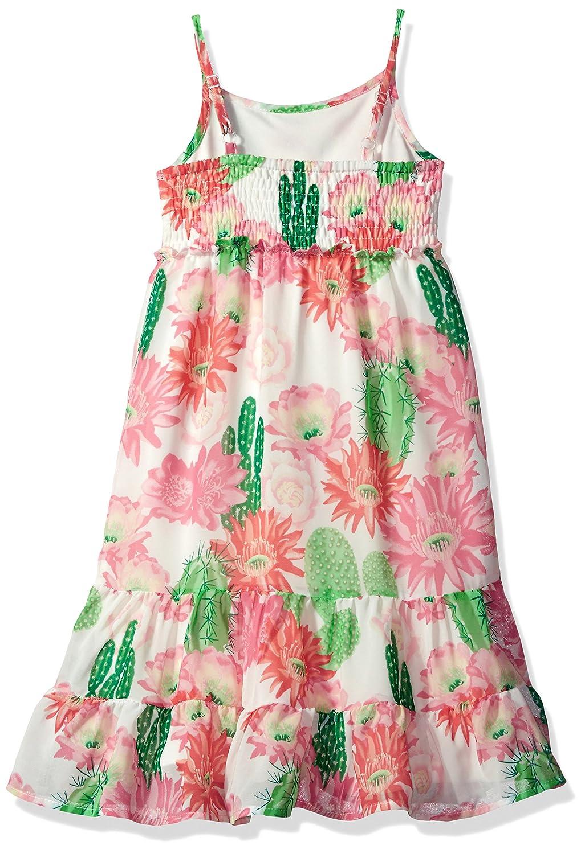 The Children Niña s Snow Place- Vestido Maxi de 81933 Cactus, para ...