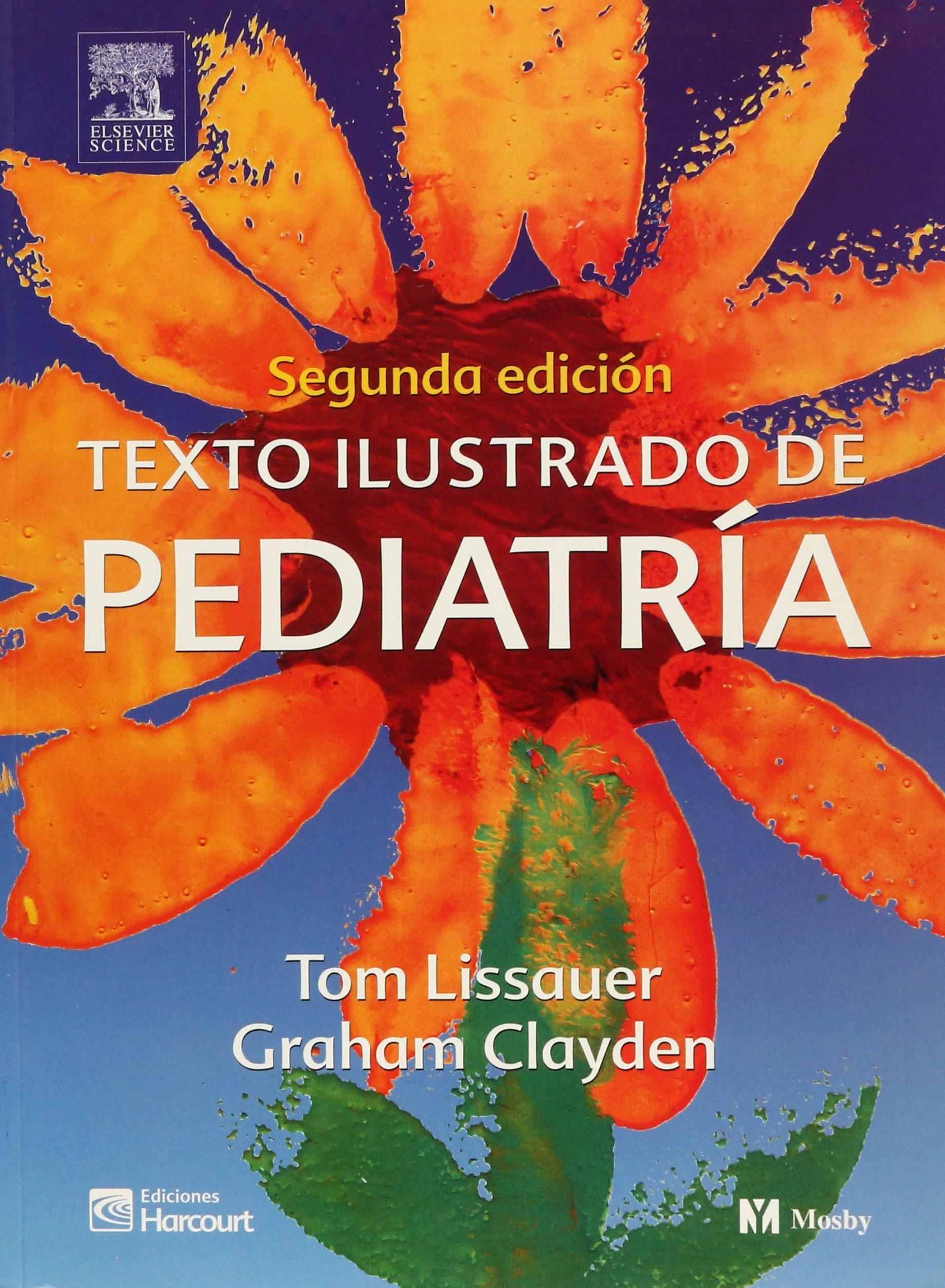 texto ilustrado de pediatria tom lissauer