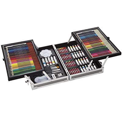 126 Piece All-Media Art Set