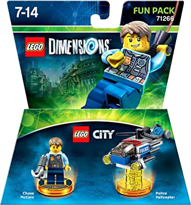 Warner Bros Interactive Spain Lego City (Fun Pack): Amazon.es: Videojuegos