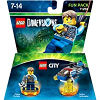LEGO Dimensions LEGO City Fun Pack TTL