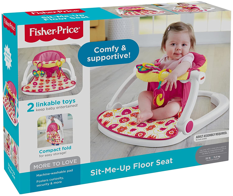 Fisher-Price Sit-Me-Up Floor Seat Amazonca/FISNE DRF30