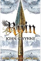 Ruin (The Faithful and the Fallen Book 3) Kindle Edition