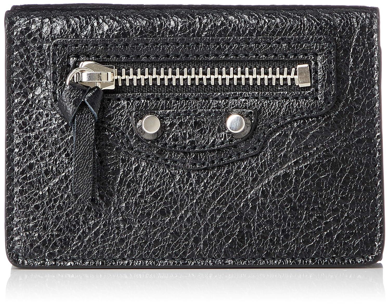 [バレンシアガ] 財布 レディース CLAS. MINI WALLET 財布 並行輸入品 [並行輸入品] B07G4ZPLZJ NERO