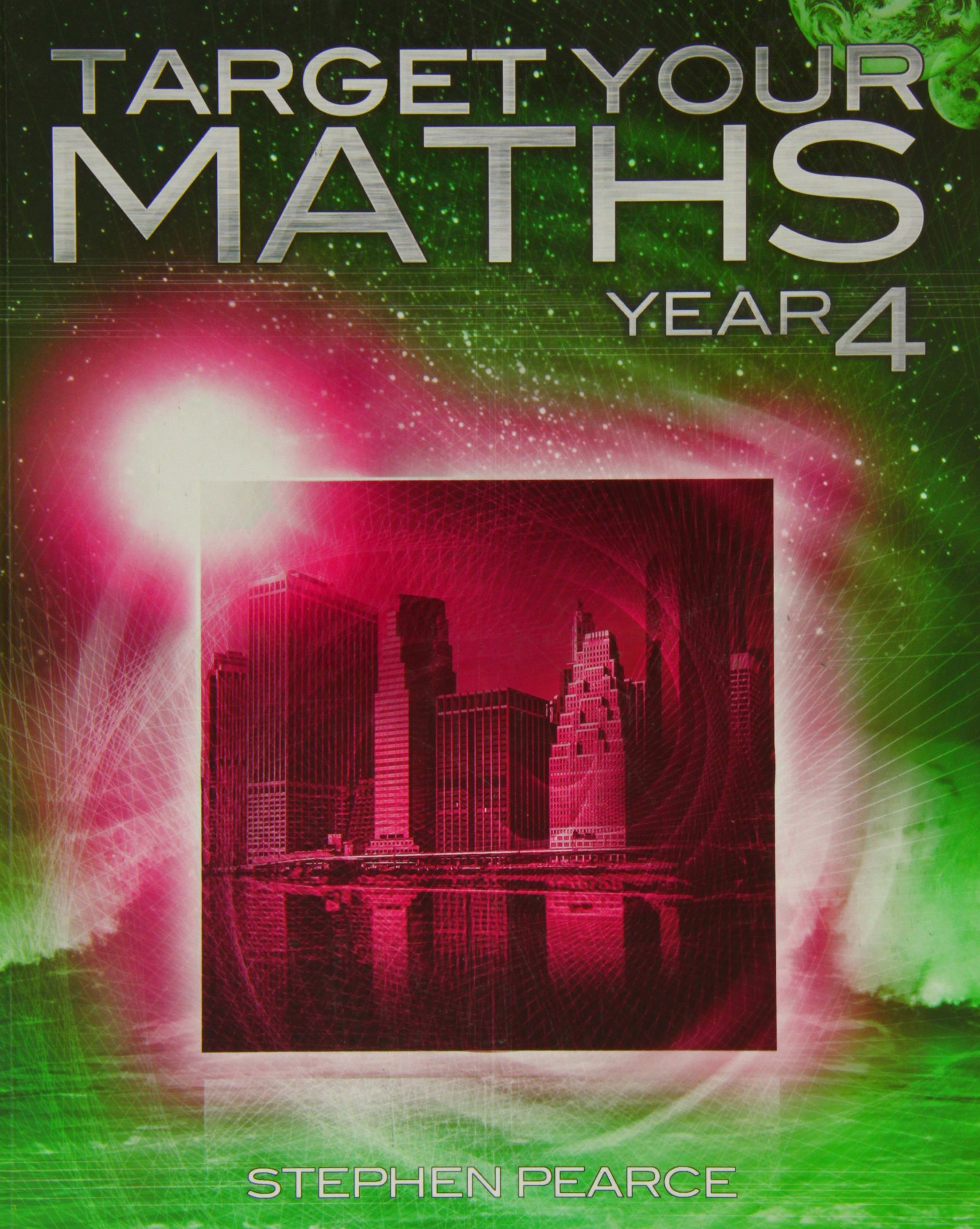 Target Your Maths Year 4 Year 4 Amazon Stephen Pearce