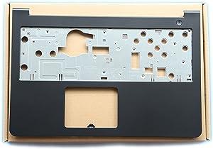 GUXI Palmrest Upper Case for DELL Inspiron 15 5547 5548 5545 0K1M13 Keyboard Bezel Cover