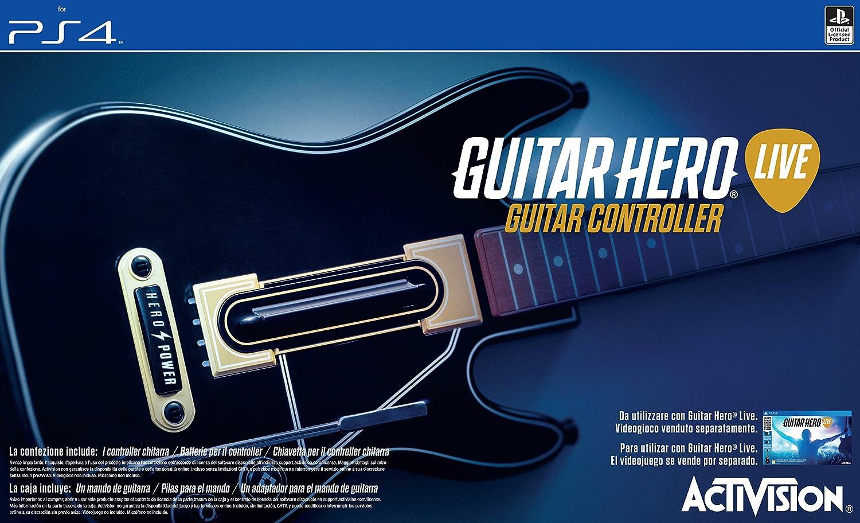 Activision - Guitarra Guitar Hero Live (Xbox 360): microsoft xbox 360: Amazon.es: Videojuegos