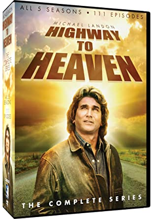 highway to heaven dvd complete series