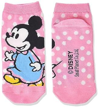 calcetines de Disney Mickey Mouse pesadilla rosa bebe 22‡p ~ 24cm AWD2381