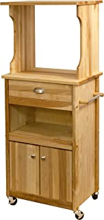 product image for Catskill Craftsmen Hutch Top Cart with Open Storage