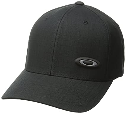low priced 78b39 cce61 Oakley Men s Ellipse Cap, Black, One Size